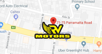 RV Motors - Find Us